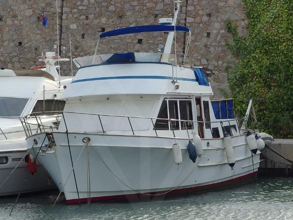 Ocean Alexander Trawler 38 Océan Image #1