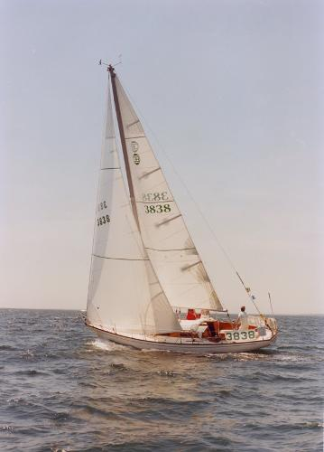 Ohlson 38 Sloop VOLUNTEER II