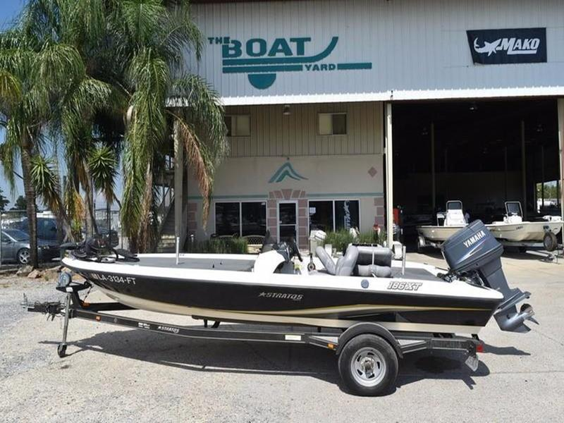 Stratos 186 XT Bass Boat