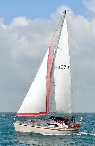 Beneteau First 32.5