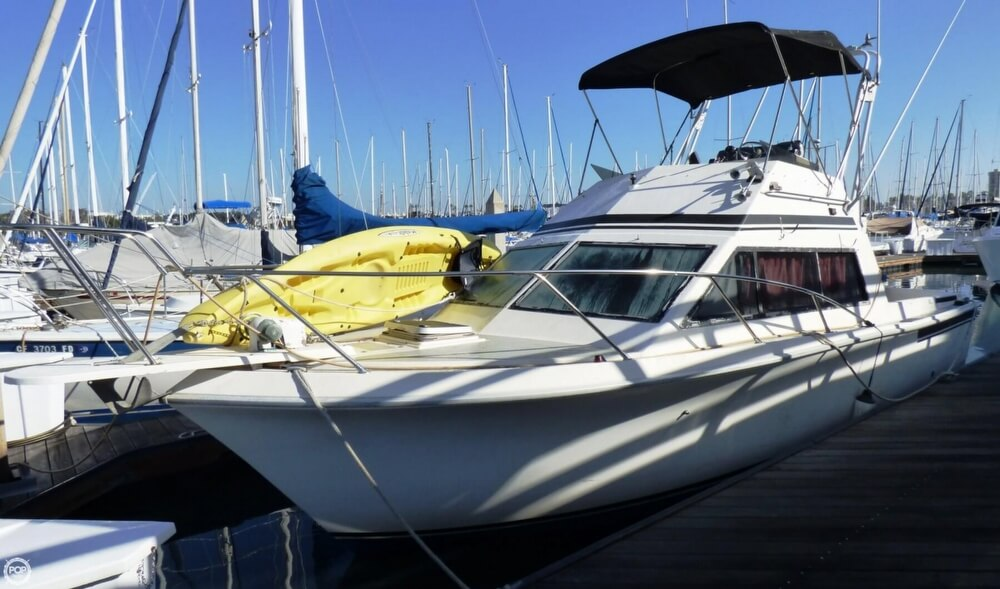 Pacemaker 31 Sport Fisher 1978 Pacemaker 31 Sportfisherman for sale in San Diego, CA