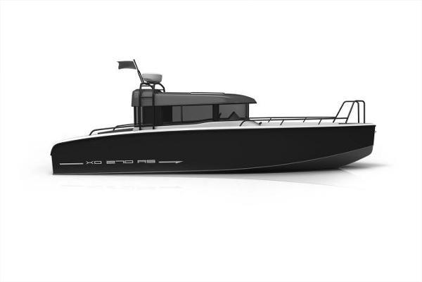 XO Boats 270 Cabin