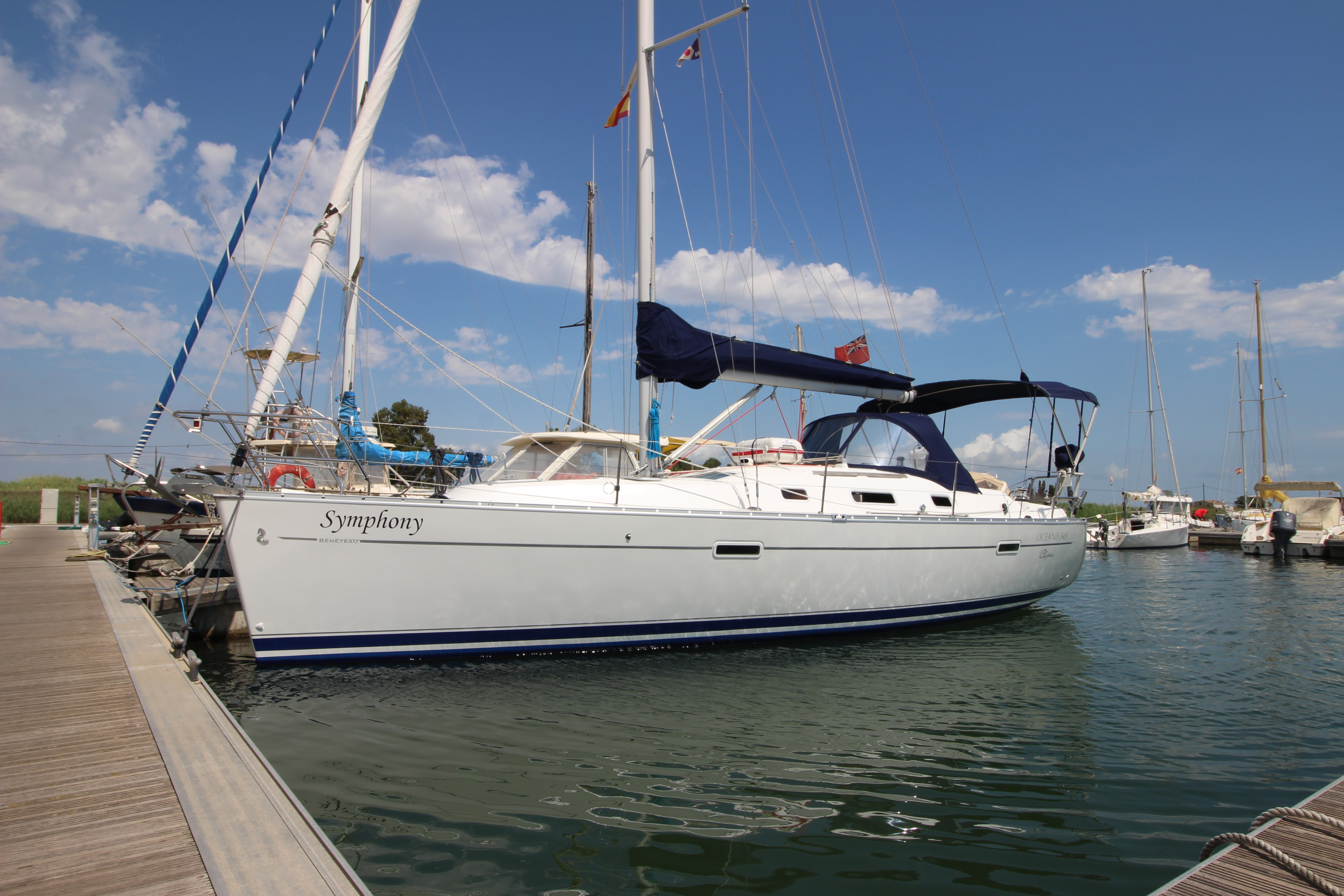 Beneteau Oceanis Clipper 343 For sale Beneteau Oceanis 343 Clipper