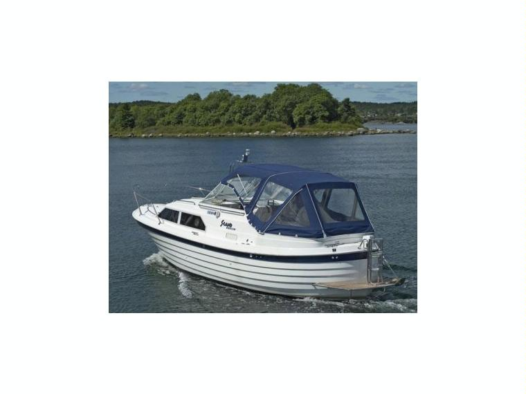 Kimera boats Scand 25 Classic