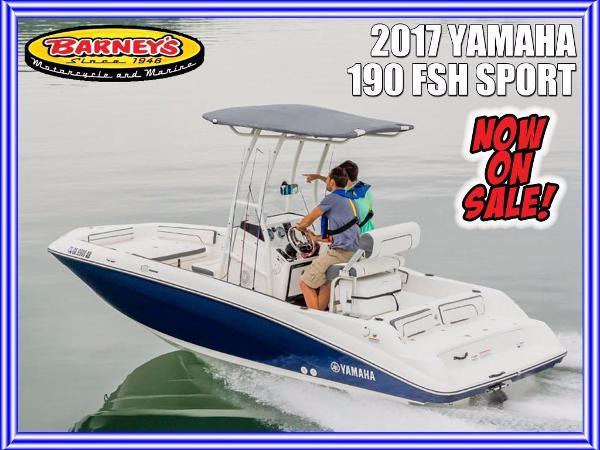 Yamaha 190 fsh boats for sale in florida for Yamaha fsh sport