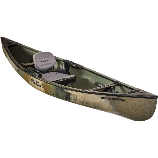 Old Town Discovery 119 Solo Sportsman
