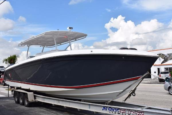 Power Play 42 Center Console IPS Control 42' 2016 Power Play Center Console