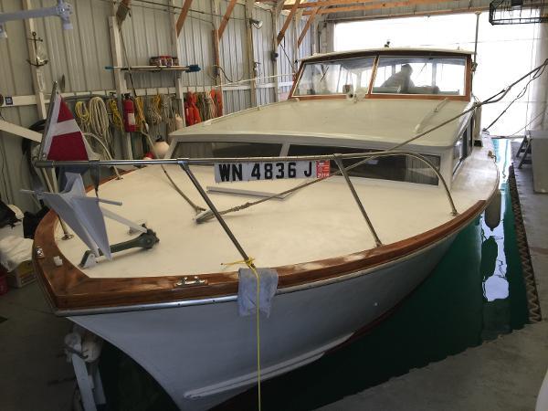 Nordlund Cabin Cruiser