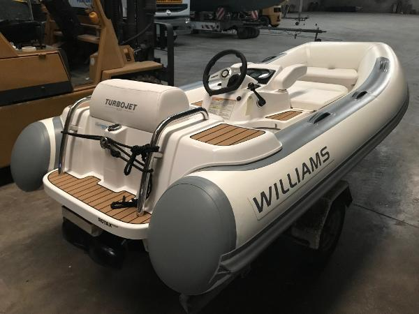 Williams Jet Tenders 325