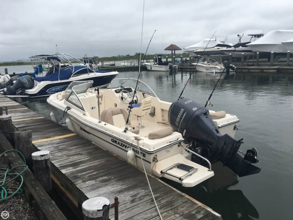 Grady-White 205 Freedom 2014 Grady-White 20 for sale in Beach Haven, NJ