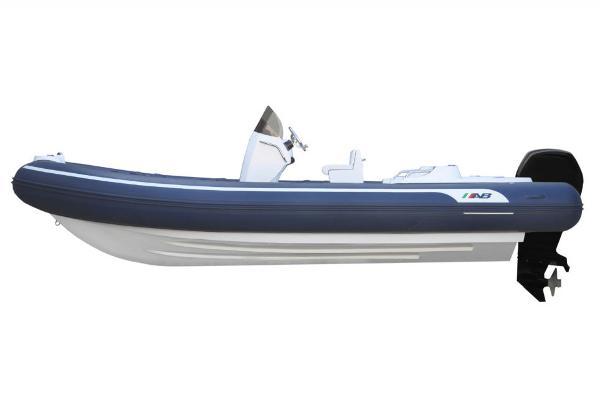 AB Inflatables Oceanus 21 VST
