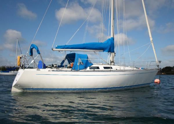 Contessa 35 Contessa 35 for sale with BJ Marine
