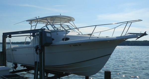 Sea Fox 287 WA 2006 Sea Fox 287 WA