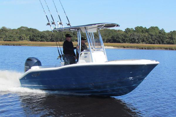 Bulls Bay 200 Center Console Manufacturer Provided Image