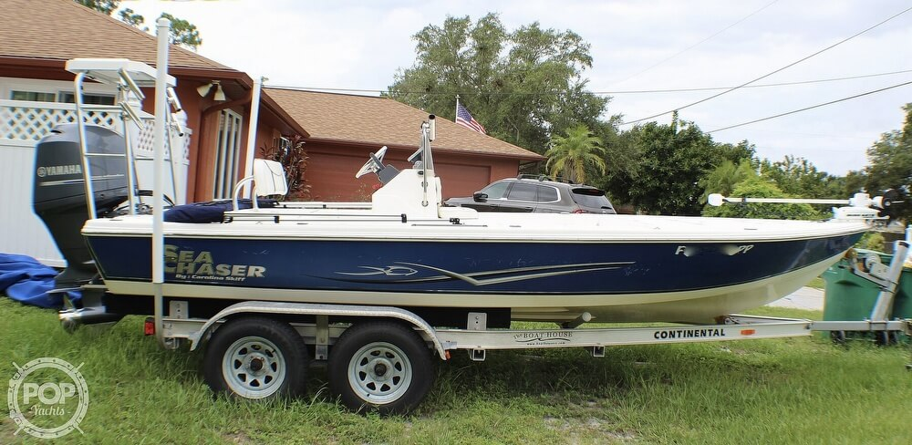 Sea Chaser 200 Flats 2012 Sea Chaser 200 Flats for sale in Port Charlotte, FL