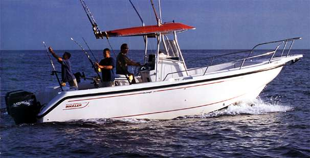 Boston Whaler 26 Outrage Manufacturer Provided Image