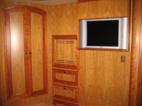 Master Stateroom Flat Panel