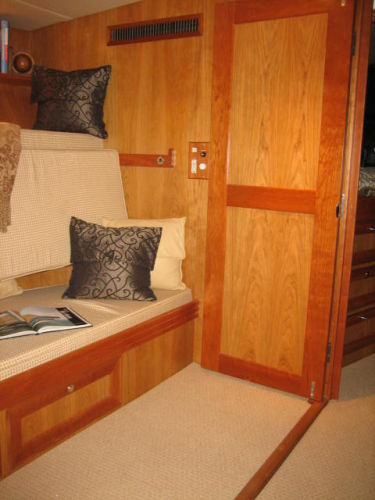 Privacy Doors for Guest Stateroom