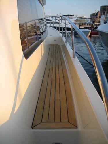 Wide Side Decks