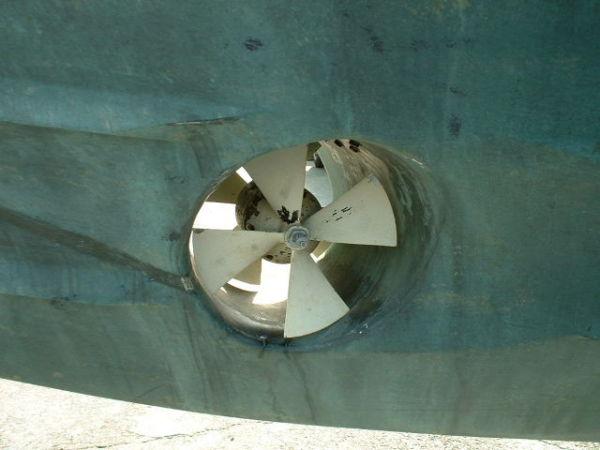 WesMar Hydraulic Bow Thruster