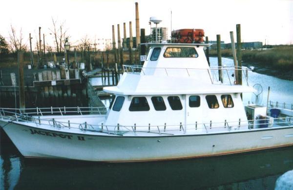 Chesapeake Bay Boats, Inc. Passenger Vessel #Tortugadiveboat