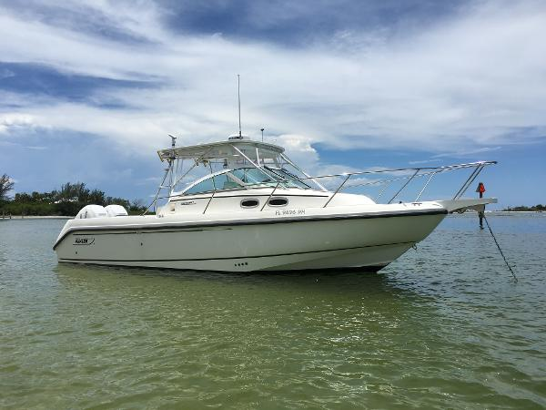 Boston Whaler 295 Conquest WA