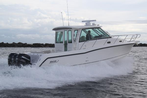 Boston Whaler 345 Conquest Pilothouse Manufacturer Provided Image