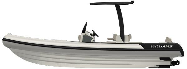 Williams Jet Tenders Evo Jet 70