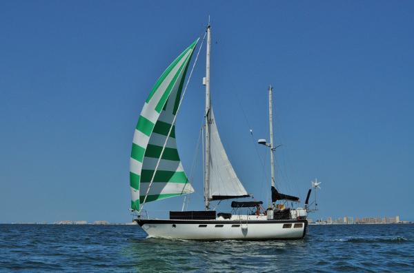 Oyster 39 Sailing ketch Oyster 39 Sailing ketch