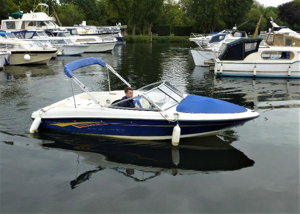 Bayliner 176 Bow rider