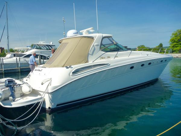 Sea Ray 510 Sundancer 510