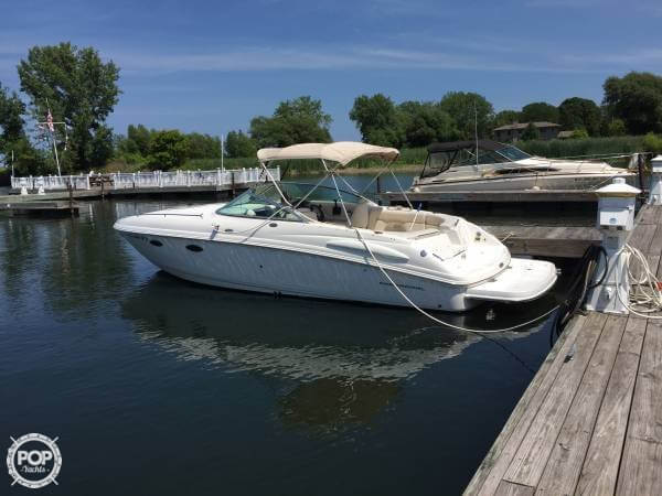 Chaparral 265 SSi 2002 Chaparral 265 SSI for sale in Kendall, NY