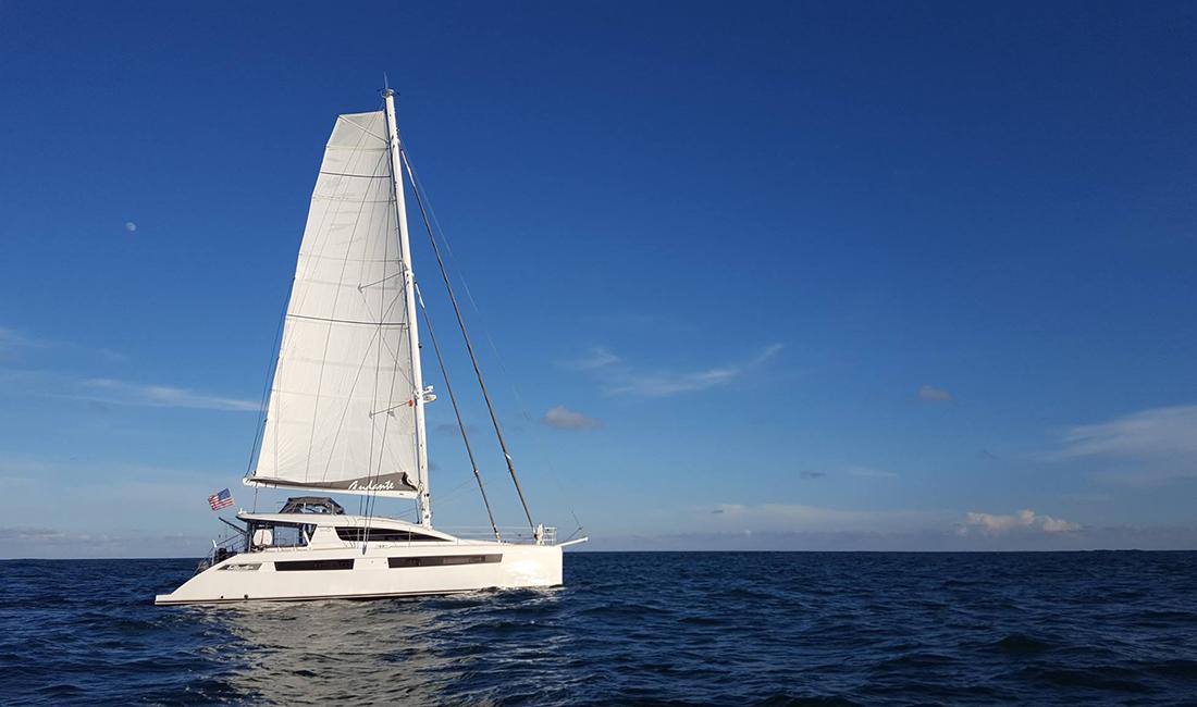 Privilege Series 5 50 Privilege-Catamarans-Andante
