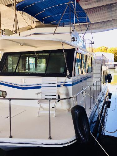 Harbor Master 520 WB Pilothouse