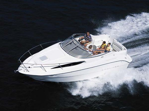 Bayliner 265 Manufacturer Provided Image