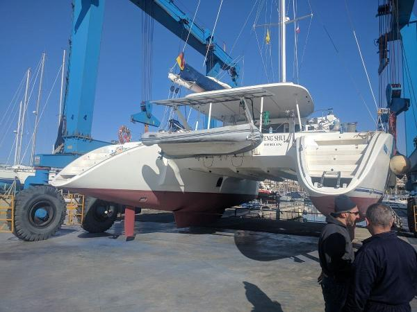 Lagoon 570 Charter Income