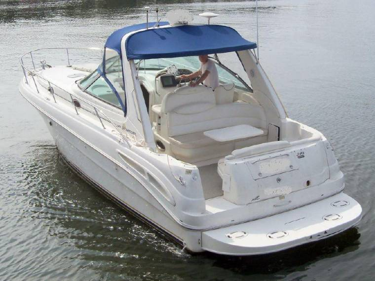 Sea Ray Sea Ray 340 Sundancer