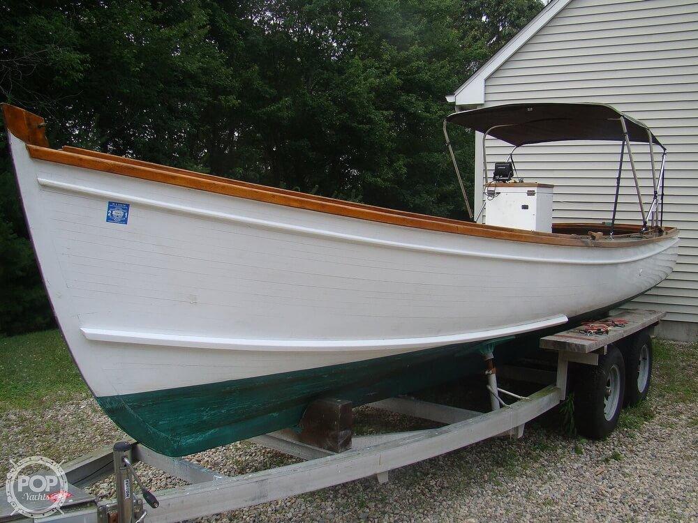 Pulsifer Hampton Downeast Lobster Boat 1997 Pulsifer Hampton 3GM 30-93 for sale in Stonignton, CT