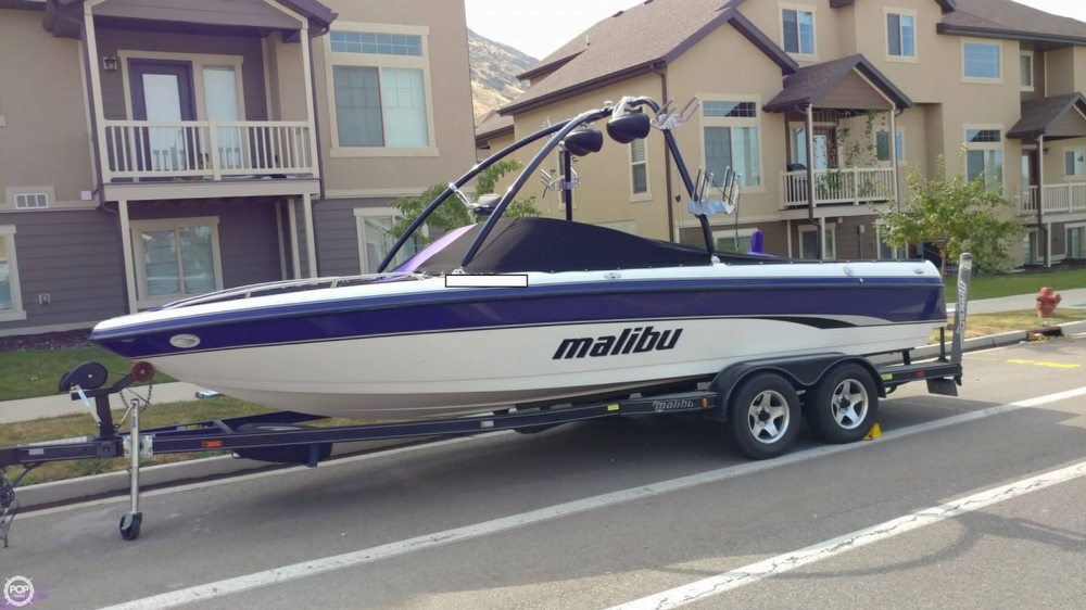 Malibu Sunscape Lsv 23 2002 Malibu 23 LSV Sunscape for sale in Provo, UT
