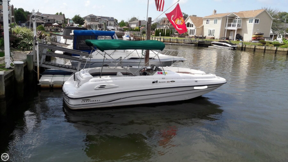 Chaparral Sunesta 232 1997 Chaparral Sunesta 232 for sale in Massapequa, NY