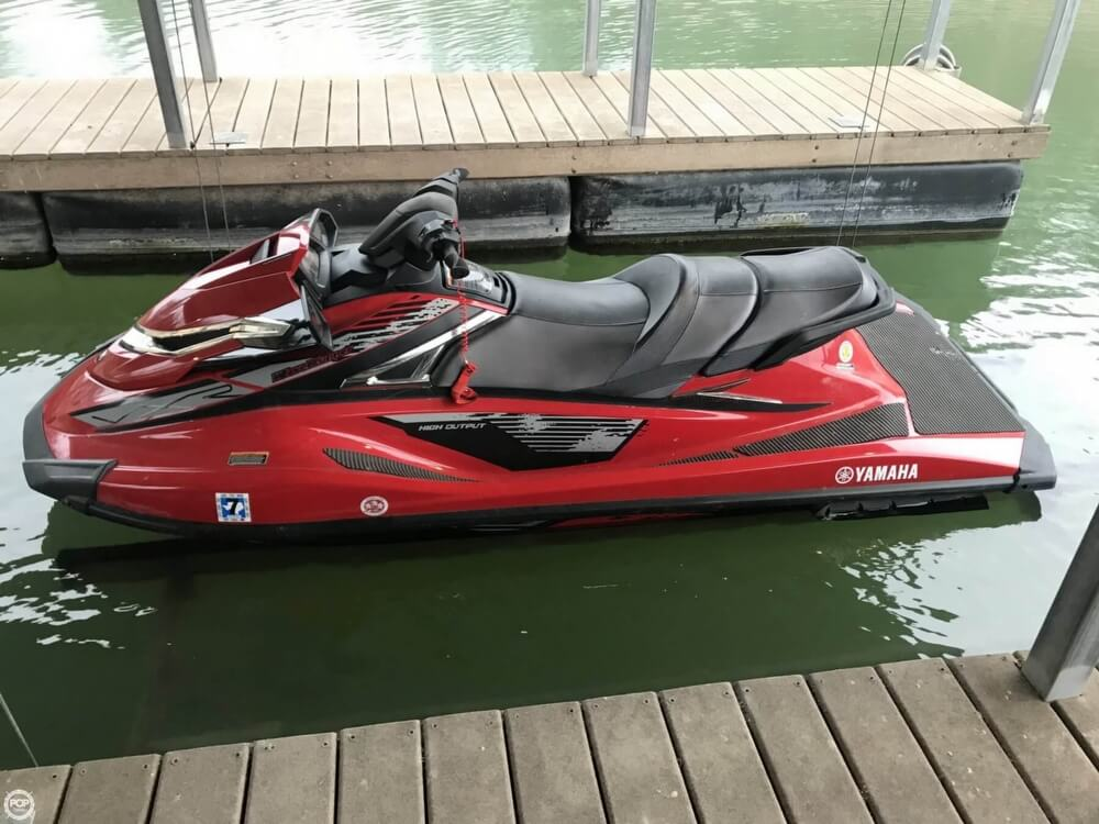 Yamaha VXR Waverunner 2015 Yamaha VXR Waverunner for sale in Spicewood, TX