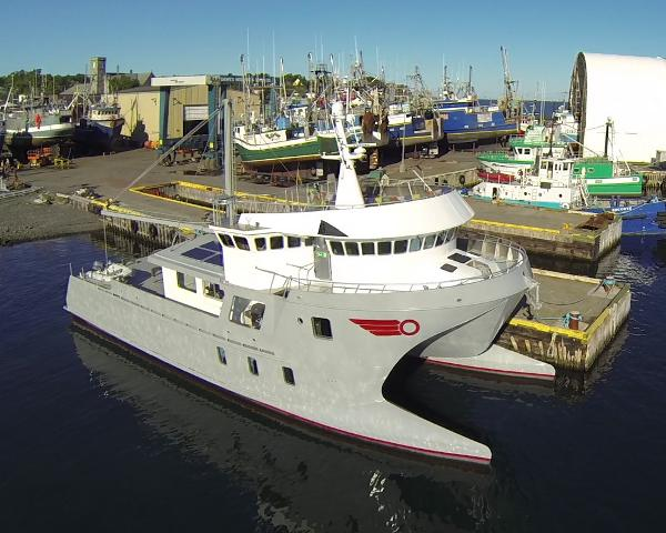 Ocean Voyager Expedition Catamaran