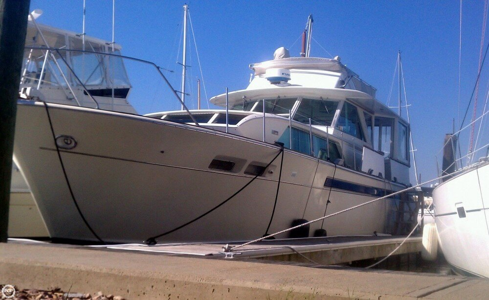 Chris-Craft 47 Commander 1967 Chris-Craft 47 for sale in North Kingstown, RI