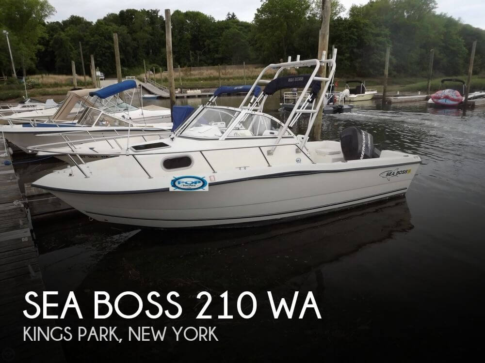 Sea Boss 210 Walkaround 2006 Sea Boss 210 WA for sale in Kings Park, NY