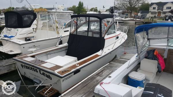Steiger Craft 23 Block Island 1989 Steiger Craft 23 Block Island for sale in Lindenhurst, NY
