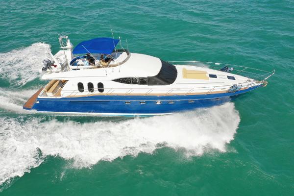 Princess Flybridge Motoryacht Profile