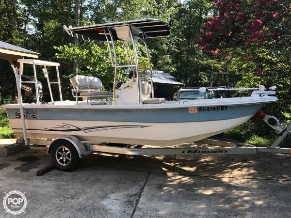 Carolina Skiff 20 2015 Carolina Skiff 20 for sale in Ashville, AL
