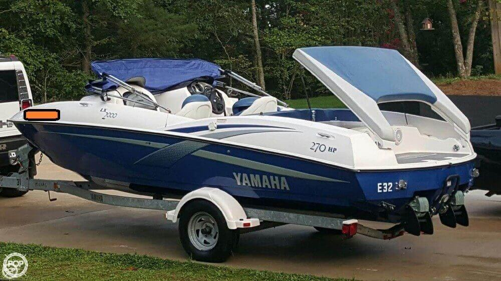 Used jet boats for sale in georgia for Yamaha outboards savannah ga
