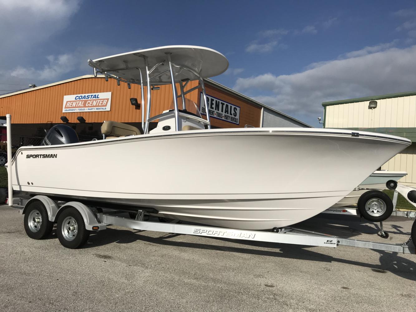 Sportsman Boats 212 Open