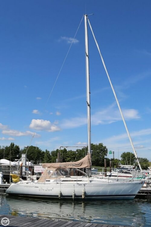 Beneteau First 345 1986 Beneteau First 345 for sale in Bridgeport, CT